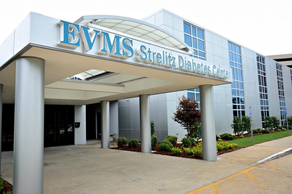 EVMS-Strelitz-Diabetes-Center